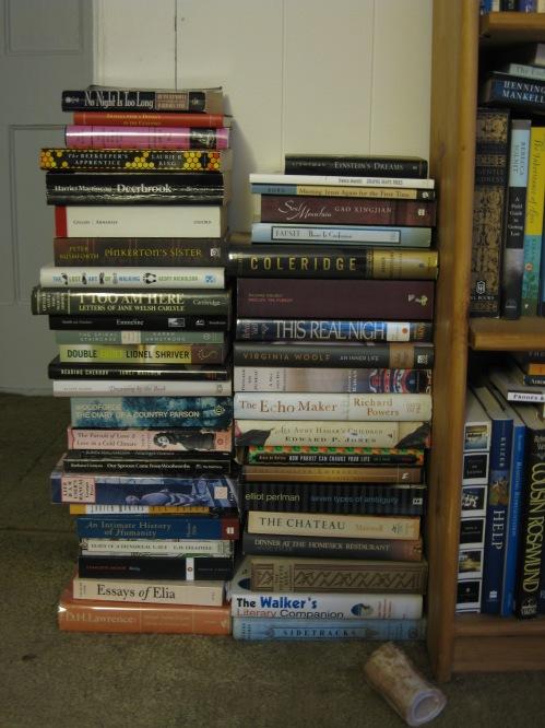 Bookshelves 002