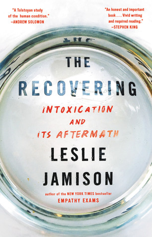 Recovering Leslie Jamison cover