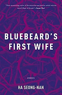 Bluebeard's First Wife cover
