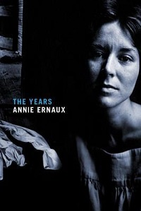 The Years by Annie Ernaux cover
